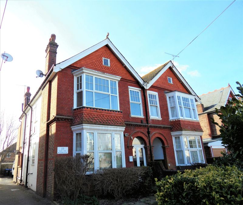 1 Bedroom Flat for sale in 23 St Michaels Road, Worthing