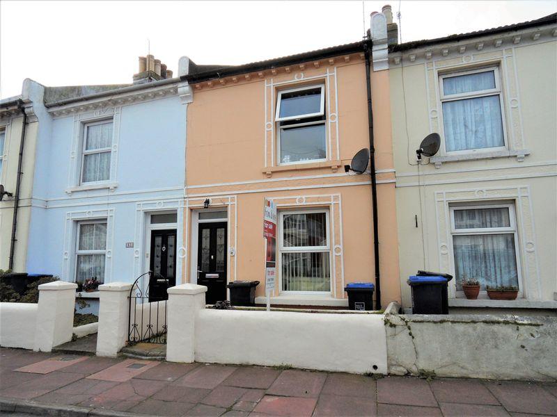 2 Bedrooms Terraced House for sale in Howard Street, Worthing