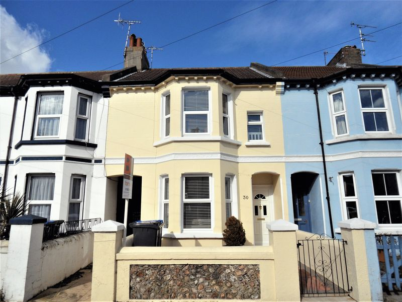 3 Bedrooms Terraced House for sale in Queen Street, Worthing