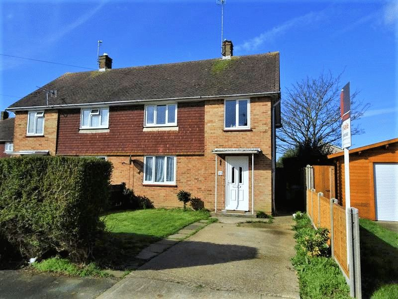 3 Bedrooms Semi Detached House for sale in Melbourne Avenue, Goring-By-Sea