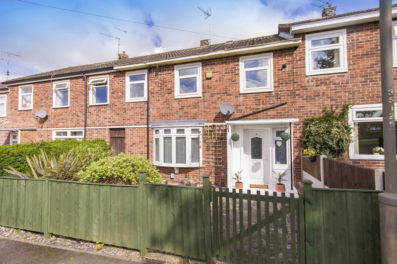 3 Bedrooms Terraced House for sale in ST. BRIDES WALK, DERBY