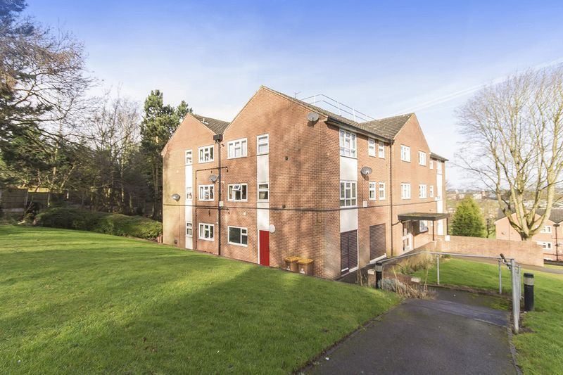 2 Bedrooms Flat for sale in ST CLARES CLOSE, DERBY