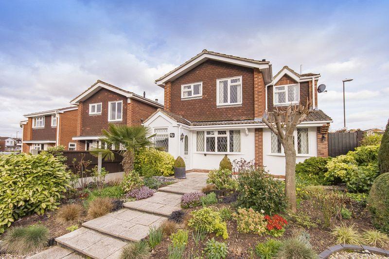 3 Bedrooms Detached House for sale in INGLEWOOD AVENUE, MICKLEOVER