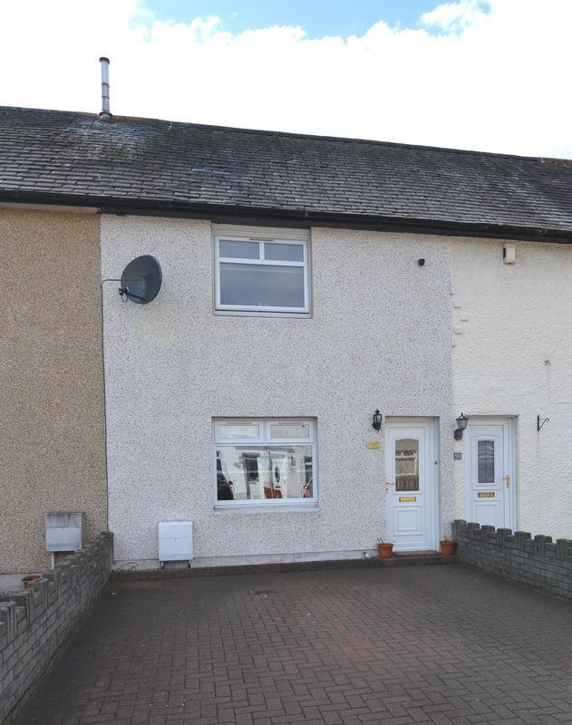 2 Bedrooms Terraced House for sale in Central Avenue, Kilbirnie
