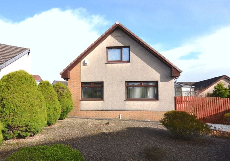 3 Bedrooms Detached House for sale in Trinity Drive, Dalry