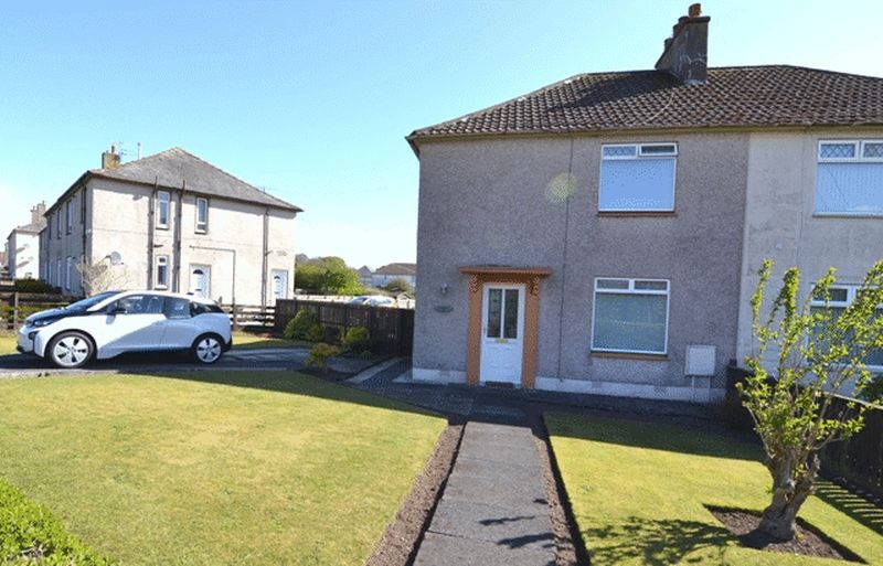 3 Bedrooms Semi Detached House for sale in Vennel Street, Dalry
