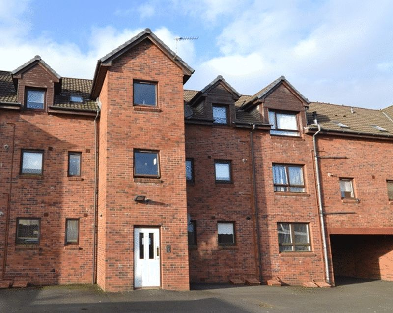 2 Bedrooms Flat for sale in James Street, Dalry