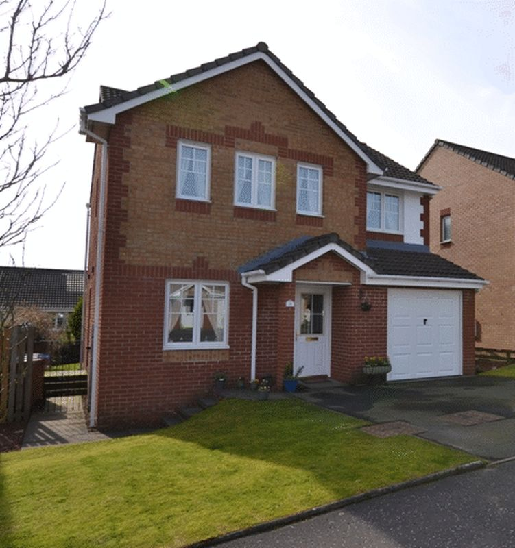4 Bedrooms Detached House for sale in Wilson Wynd, Dalry