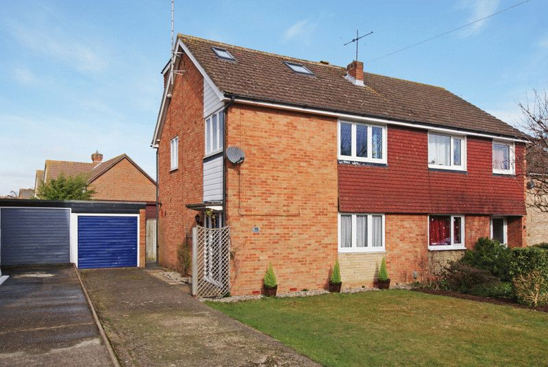4 Bedrooms Semi Detached House for sale in BRYANTS ACRE, WENDOVER, BUCKINGHAMSHIRE