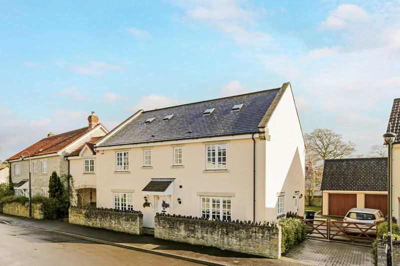 6 Bedrooms Detached House for sale in Wessex House Orchard Close, Wedmore