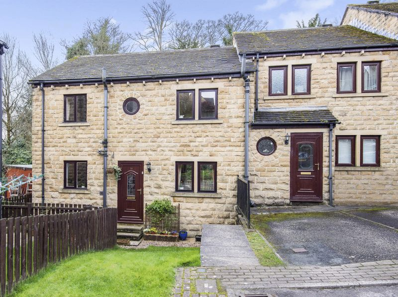 3 Bedrooms Semi Detached House for sale in Weavers Court, Holmfirth, Huddersfield