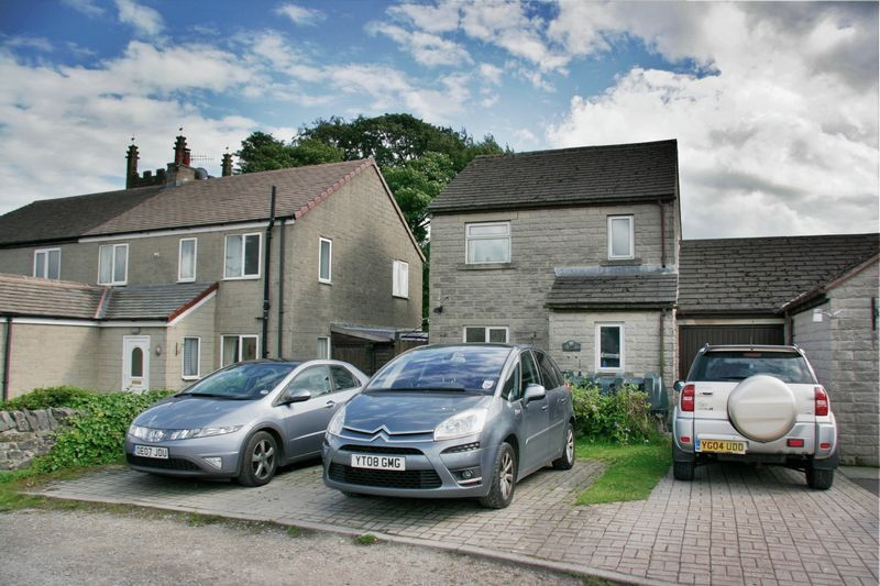 3 Bedrooms Semi Detached House for sale in Church Close, Peak Forest, Buxton,