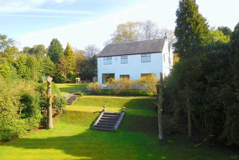 5 Bedrooms Detached House for sale in Heathcote Avenue, Ashley Heath, Market Drayton