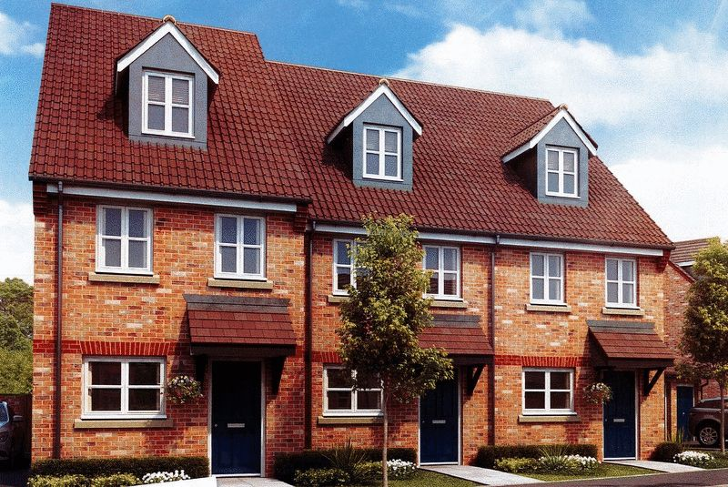 3 Bedrooms Terraced House for sale in Overton Manor, Shaws Lane, Eccleshall, Stafford