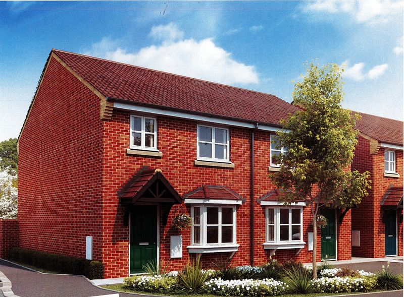 3 Bedrooms Semi Detached House for sale in Overton Manor, Shaws Lane, Eccleshall, Stafford