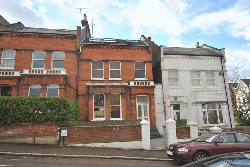 Womersley Road, Crouch End. N8