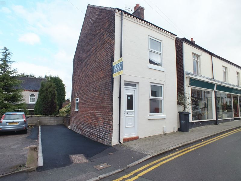 2 Bedrooms Terraced House for sale in Cross Street, Biddulph