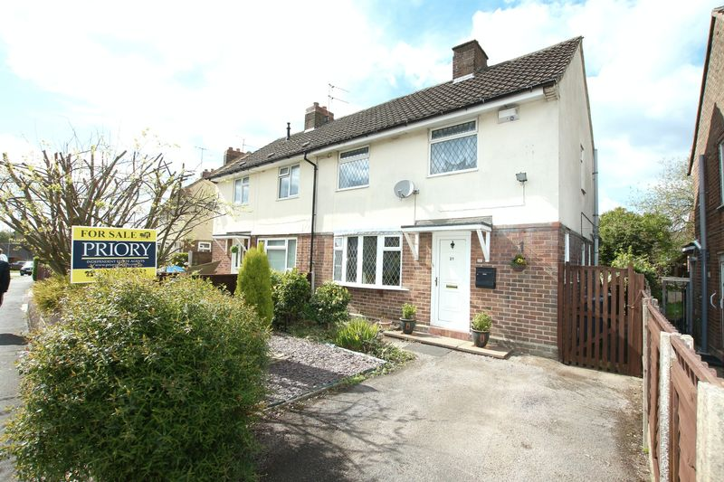 2 Bedrooms Semi Detached House for sale in St Johns Road, Biddulph