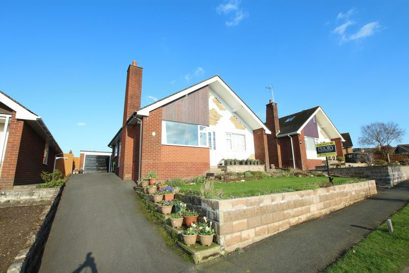 3 Bedrooms Detached Bungalow for sale in Carriage Drive, Biddulph