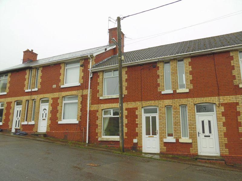 2 Bedrooms Terraced House for sale in Williams Terrace Brynmenyn Bridgend CF32 9LS