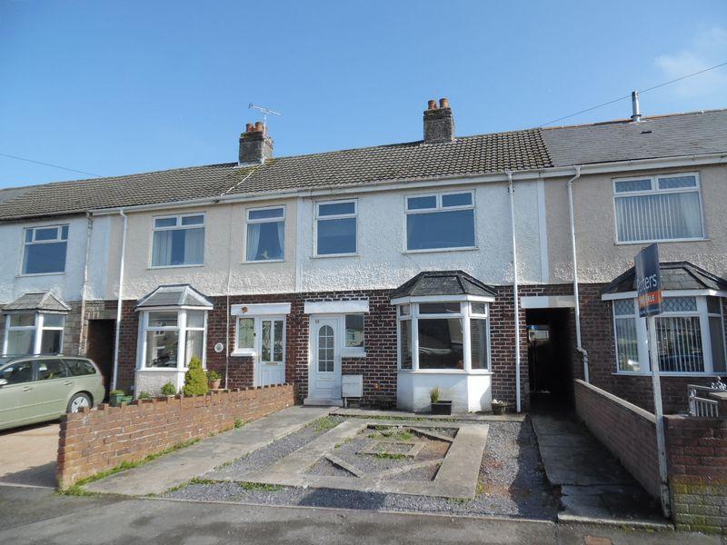 3 Bedrooms Terraced House for sale in Jubilee Crescent Bridgend CF31 3AY
