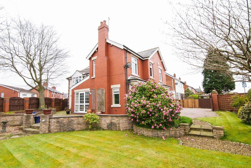 5 Bedrooms Detached House for sale in Craiglands, 130 The Green, Eccleston, PR7 5SB