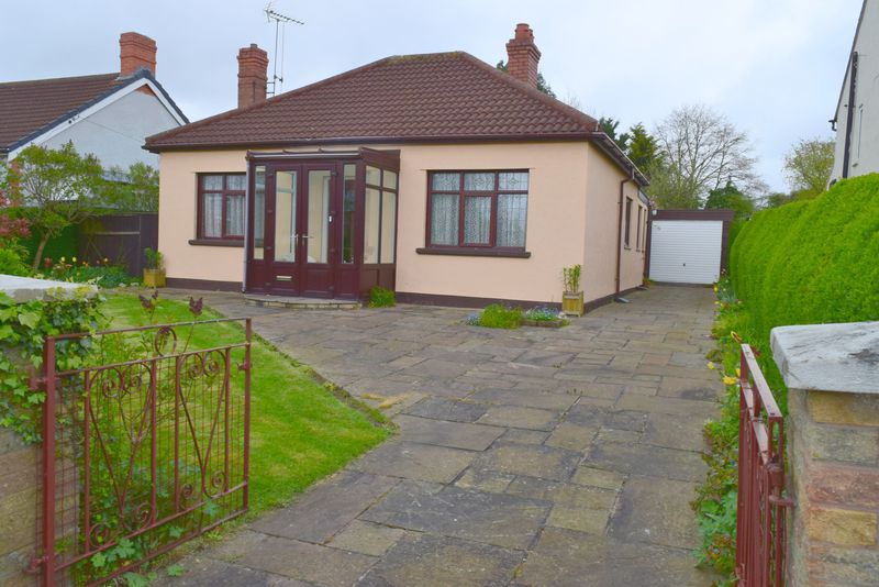 2 Bedrooms Detached Bungalow for sale in Highfield Road, Chester