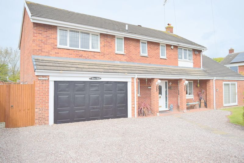 5 Bedrooms Detached House for sale in Highfield Road, Chester