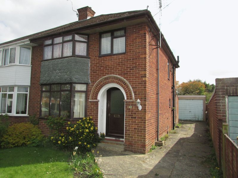 3 Bedrooms Semi Detached House for sale in Warden Hill Road, Cheltenham