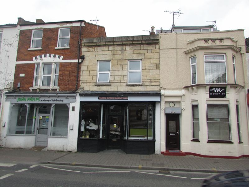 2 Bedrooms Commercial Property for sale in Barton Street, Gloucester