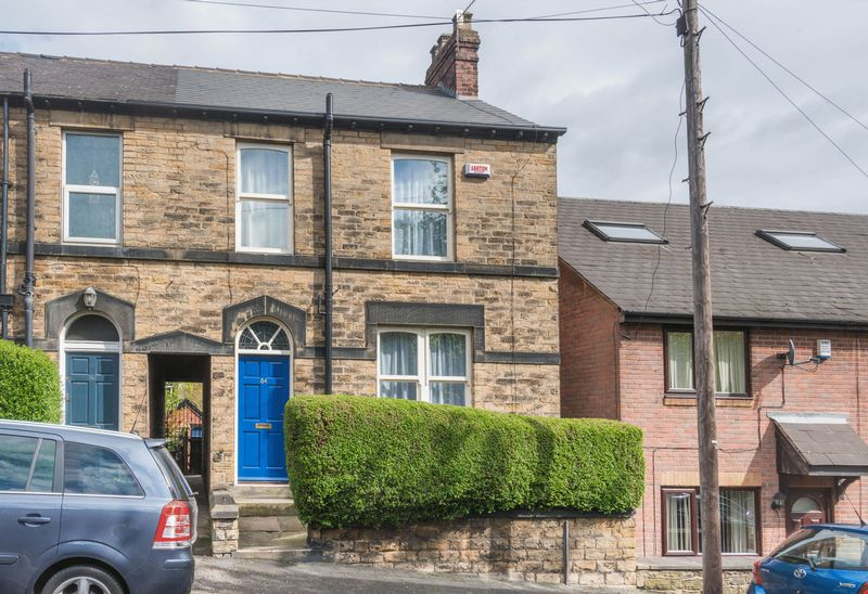 2 Bedrooms Semi Detached House for sale in Leader Road, Hillsborough, S6 4GH - Attic Space May Be Ripe For Conversion