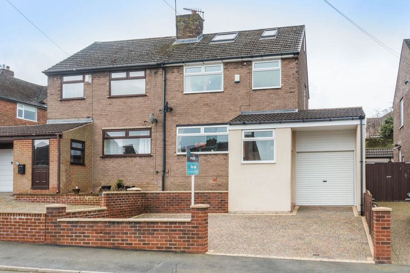 3 Bedrooms Semi Detached House for sale in Ashurst Drive, Stannington S6 5LL - Master Bedroom With En-Suite