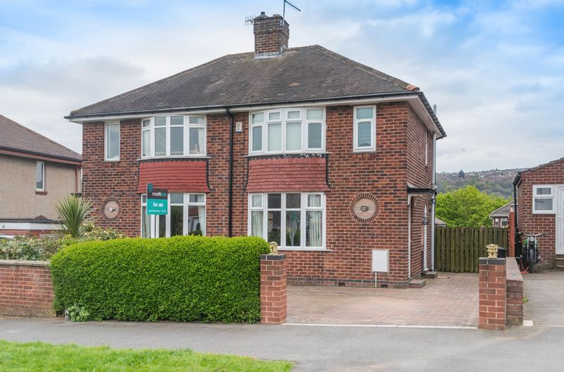 3 Bedrooms Semi Detached House for sale in Stanwood Crescent, Stannington, S6 5JB - Private Rear Garden