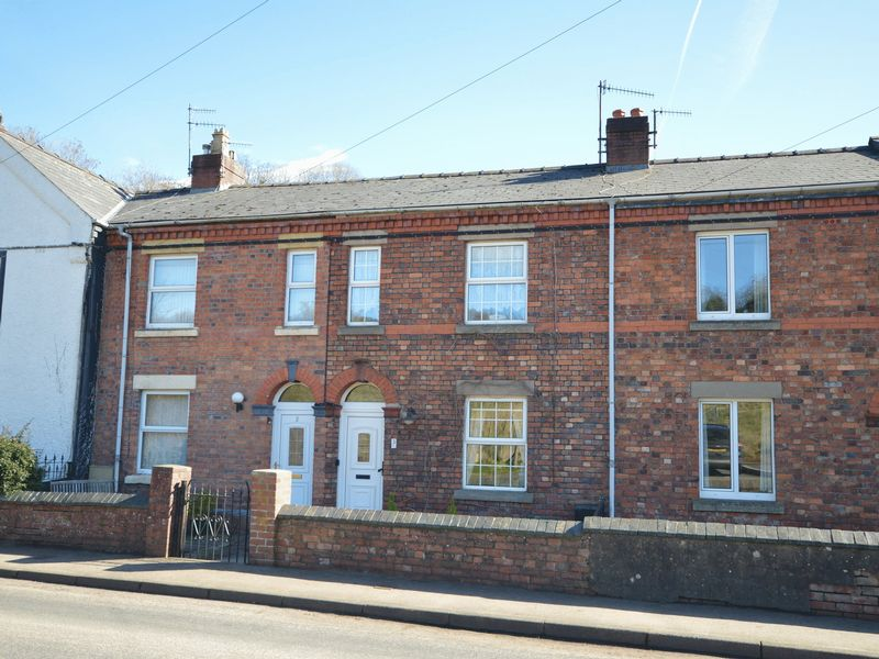 2 Bedrooms Terraced House for sale in , Abergavenny