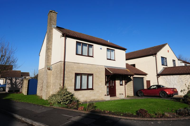 4 Bedrooms Detached House for sale in Meadway, Temple Cloud, Bristol, BS39 5BD