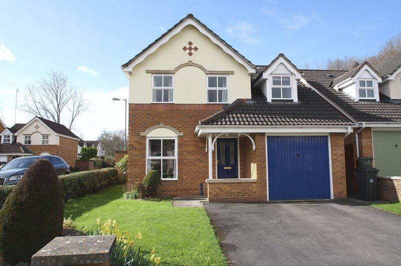 3 Bedrooms Detached House for sale in Humphrys Barton, St Annes Park, Bristol, BS4