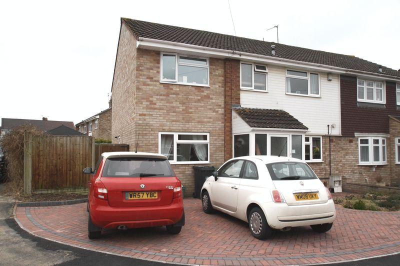 4 Bedrooms Semi Detached House for sale in Selden Road, Stockwood, Bristol, BS14