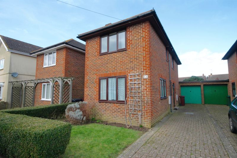 3 Bedrooms Detached House for sale in Williams Road, Chichester
