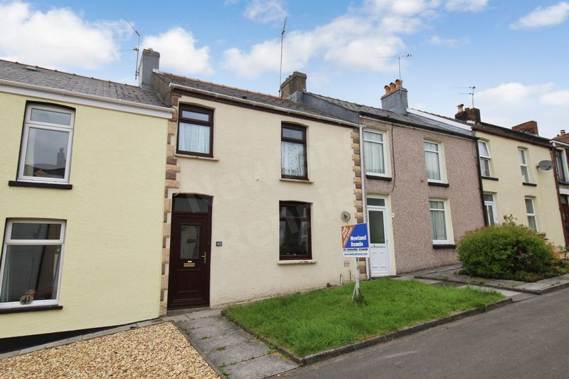 3 Bedrooms Terraced House for sale in Tredegar Street, Rhiwderin, Newport