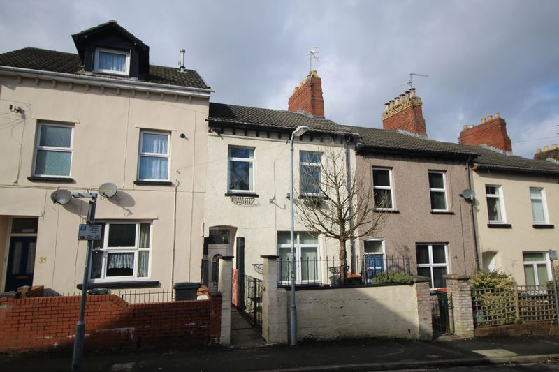 4 Bedrooms Terraced House for sale in Tunnel Terrace, Newport