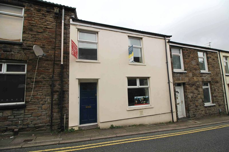 4 Bedrooms Terraced House for sale in Wood Road, Treforest, Pontypridd CF37 1RQ