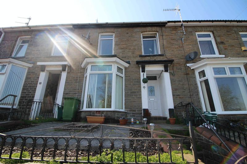 3 Bedrooms Terraced House for sale in Mountain Ash Road, Abercynon, Mountain Ash CF45 4PU