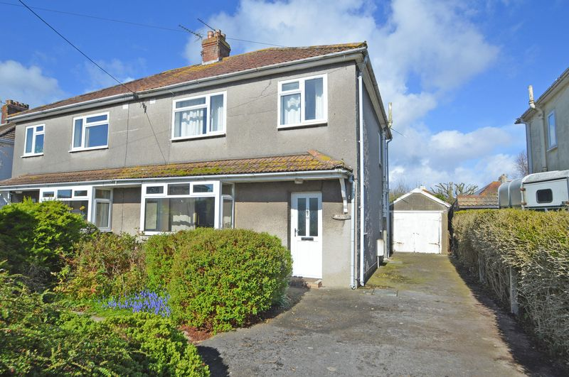 3 Bedrooms Semi Detached House for sale in Sought after road in Yatton