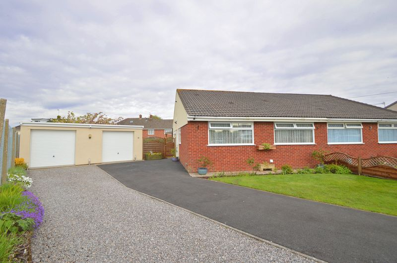 3 Bedrooms Semi Detached Bungalow for sale in Outsatnding cul de sac in Bishopsworth, Bristol