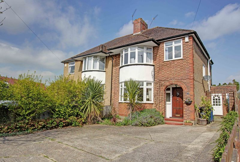 3 Bedrooms Semi Detached House for sale in Cressex Road, HP12