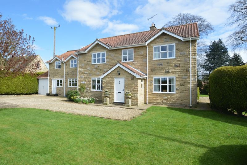5 Bedrooms Detached House for sale in Whitwell on the Hill, York