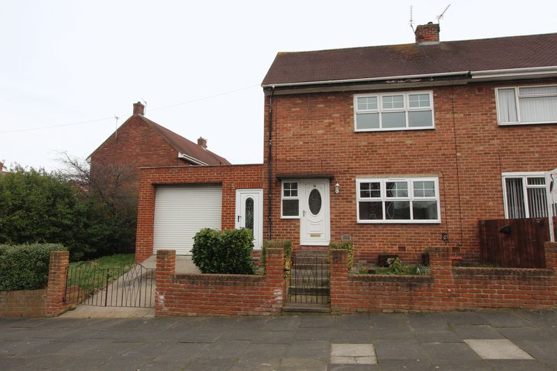 2 Bedrooms Semi Detached House for sale in Turnham Road, Sunderland