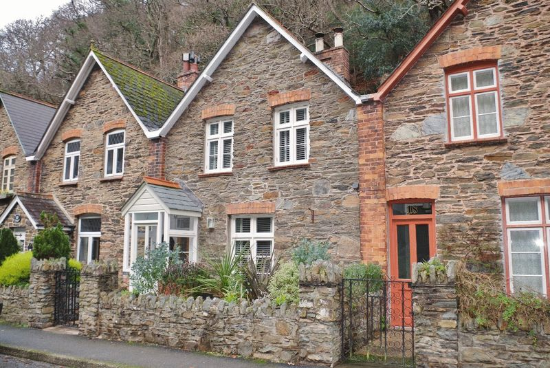 3 Bedrooms Terraced House for sale in Tors Road, Lynmouth