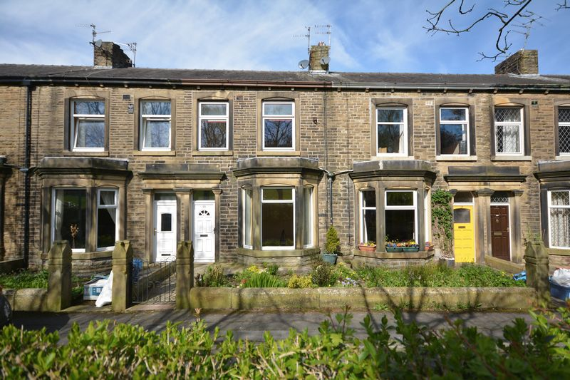 2 Bedrooms Terraced House for sale in Park Lane, Oswaldtwistle
