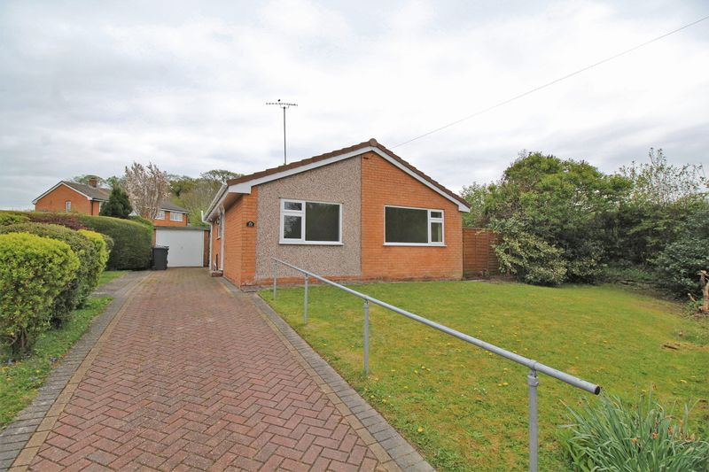 2 Bedrooms Detached Bungalow for sale in Crogen, Chirk